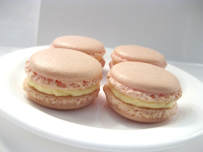 french meringue macarons